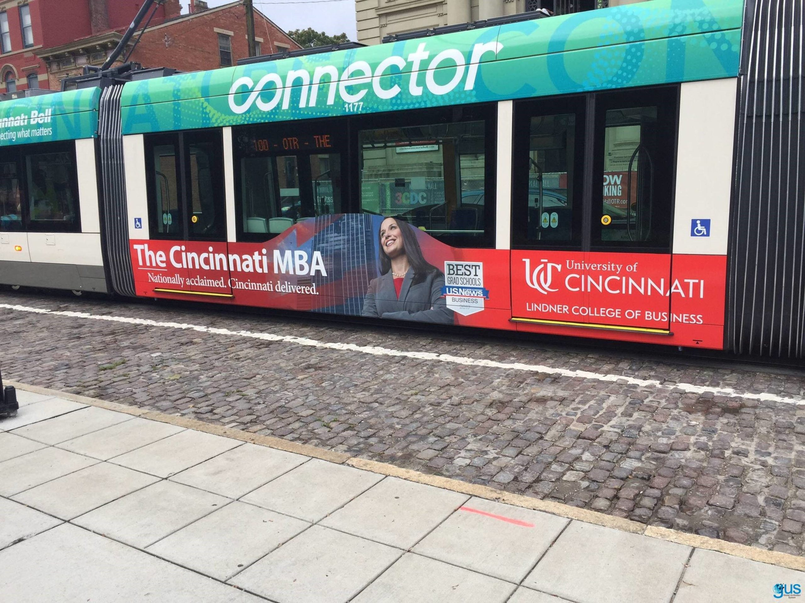 Cincinnati Connector