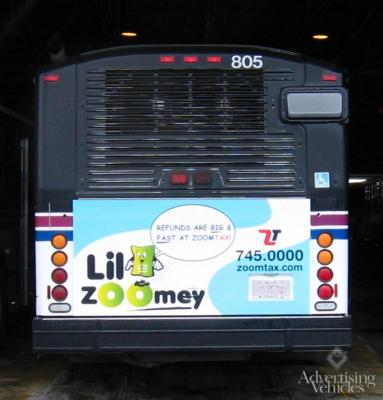 Zoom Tax Bus Tail
