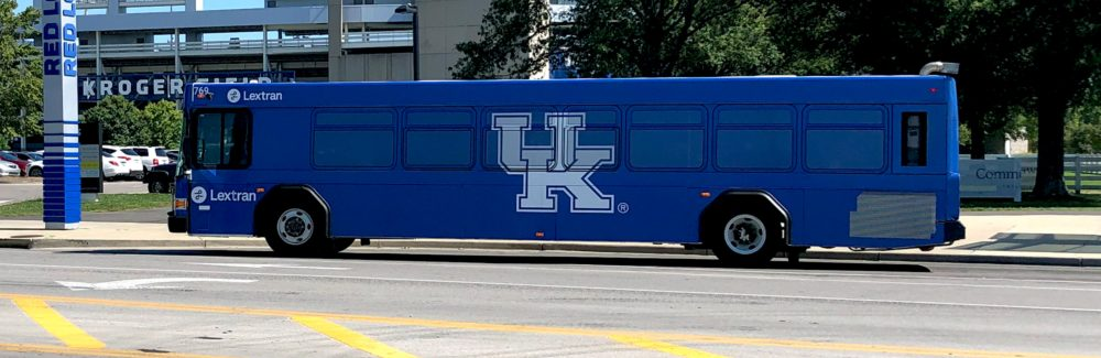 UK Full Wrap in Lexington