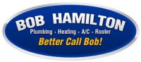 Bob Hamilton Plumbing, Heating, A/C and Rooter logo.  (PRNewsFoto/Bob Hamilton Plumbing, Heating, A/C & Rooter)